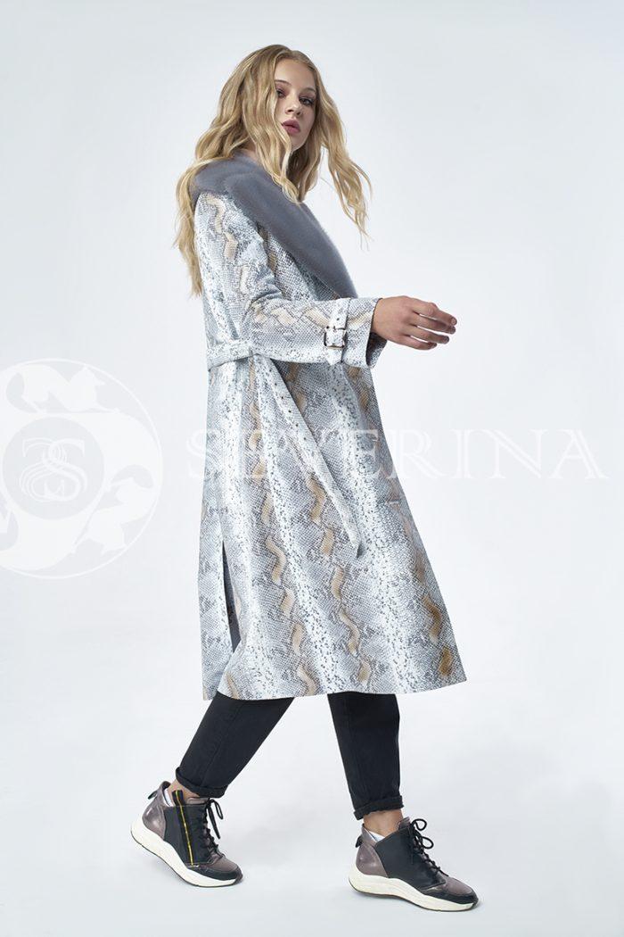 doletskiy 1197 700x1050 - пальто из натуральной кожи с отделкой мехом норки