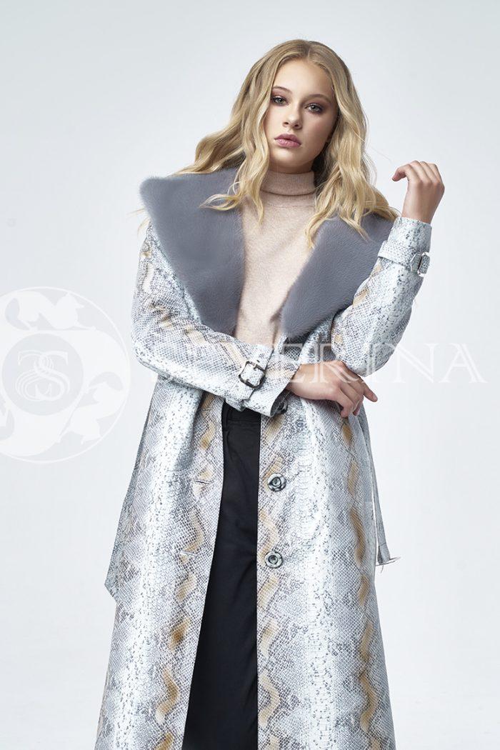 doletskiy 1200 700x1050 - пальто из натуральной кожи с отделкой мехом норки