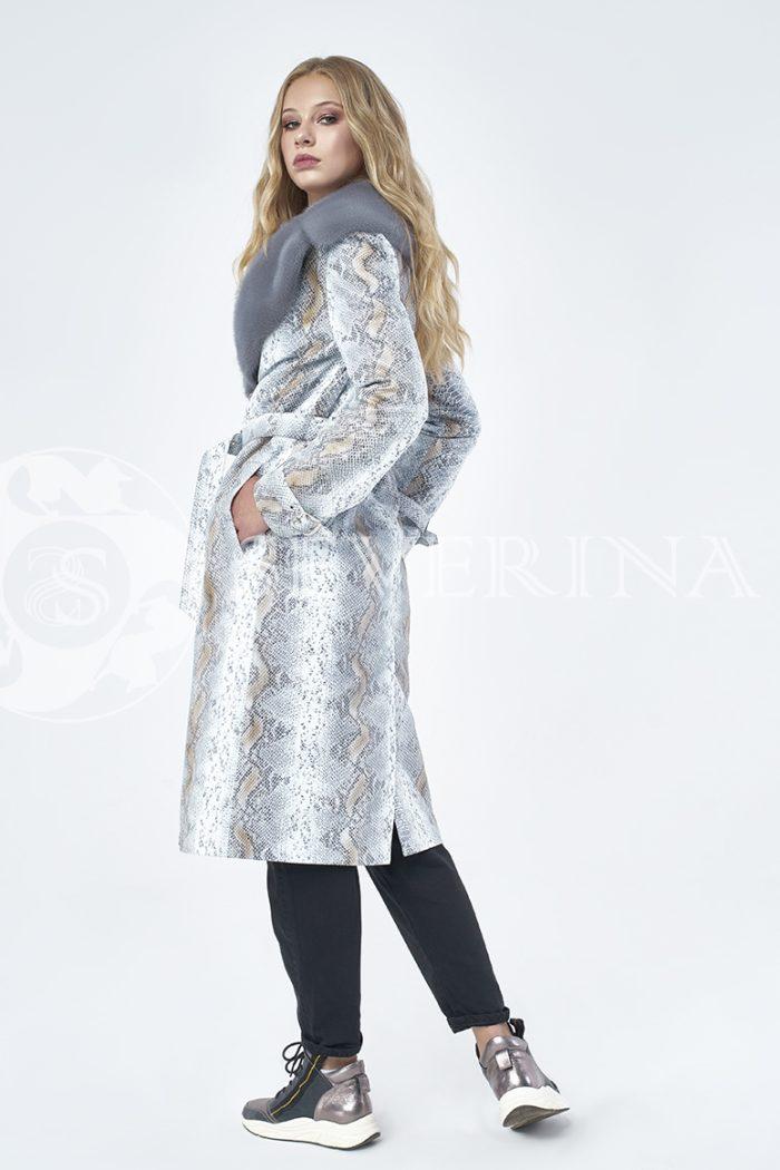 doletskiy 1231 700x1050 - пальто из натуральной кожи с отделкой мехом норки