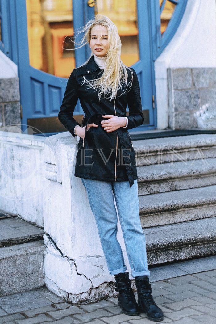 """070 700x1049 - куртка """"косуха"""" из итальянской экокожи"""