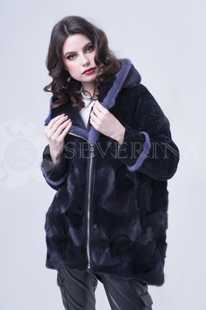 doletskiy 2405 1 700x1050 - шуба-куртка из меха норки и овчины