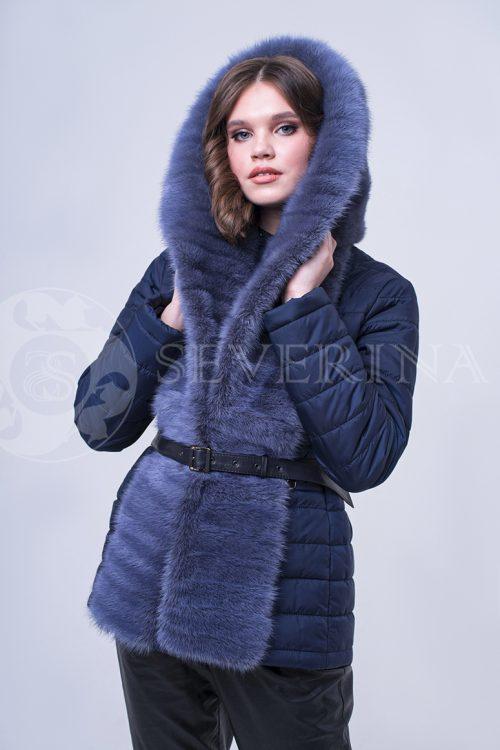 doletskiy 2484 500x750 - куртка со съёмным капюшоном из меха норки