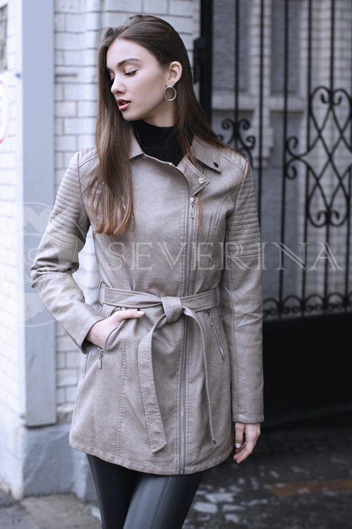 """gen4725 700x1051 - куртка """"косуха"""" из итальянской экокожи"""