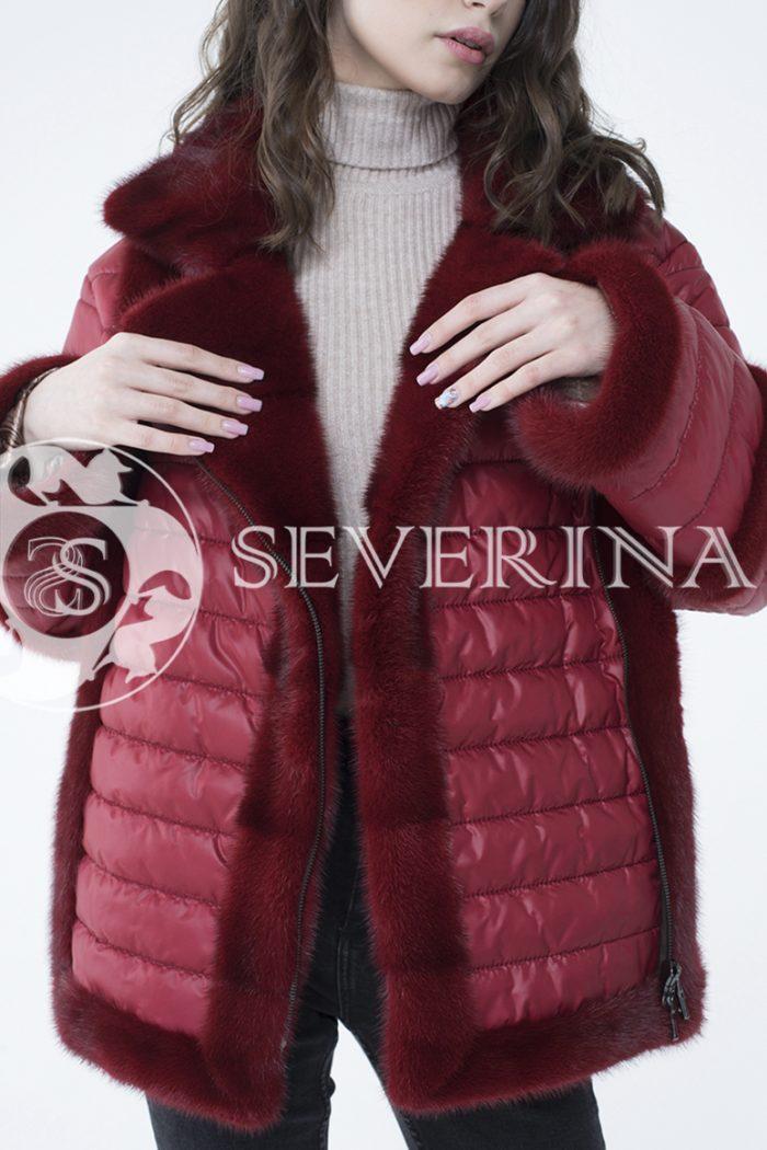 lev300885 1 700x1050 - куртка с отделкой из меха норки