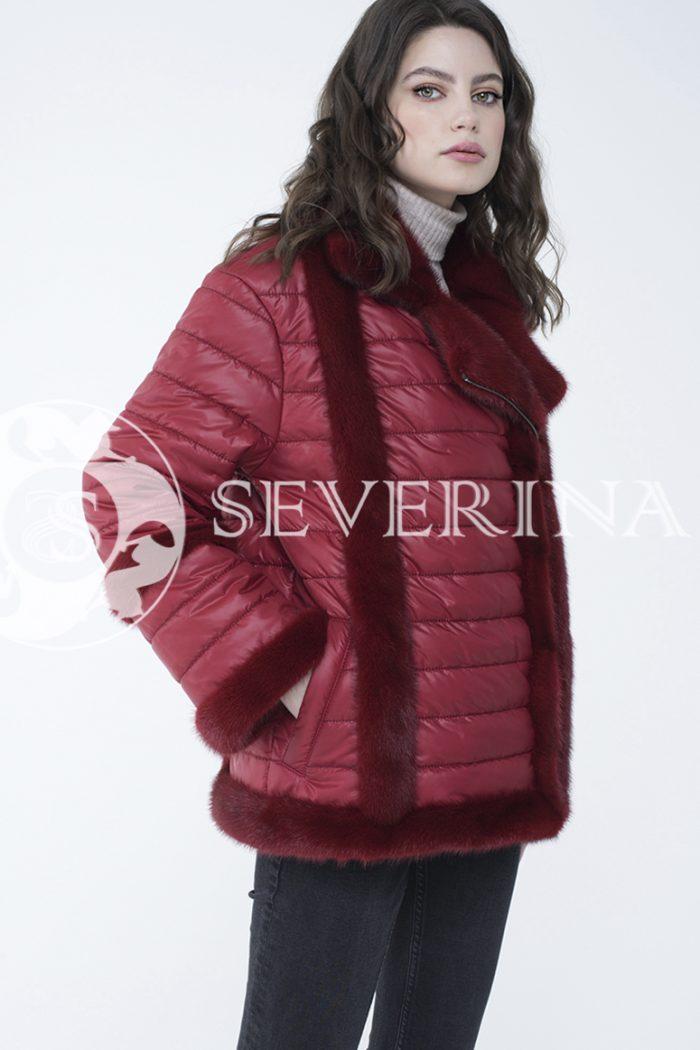 lev300893 1 700x1050 - куртка с отделкой из меха норки