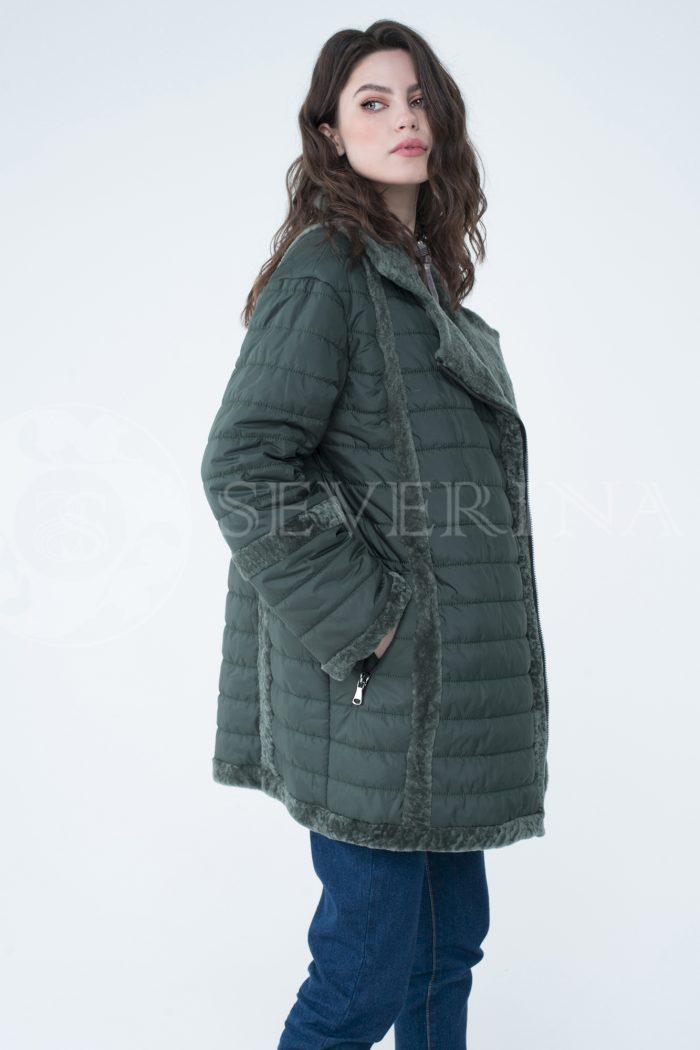lev301718 700x1050 - куртка с отделкой из меха овчины