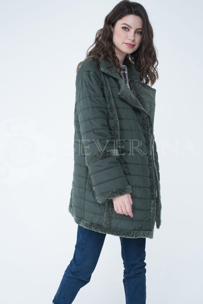 lev301727 700x1050 - куртка с отделкой из меха овчины