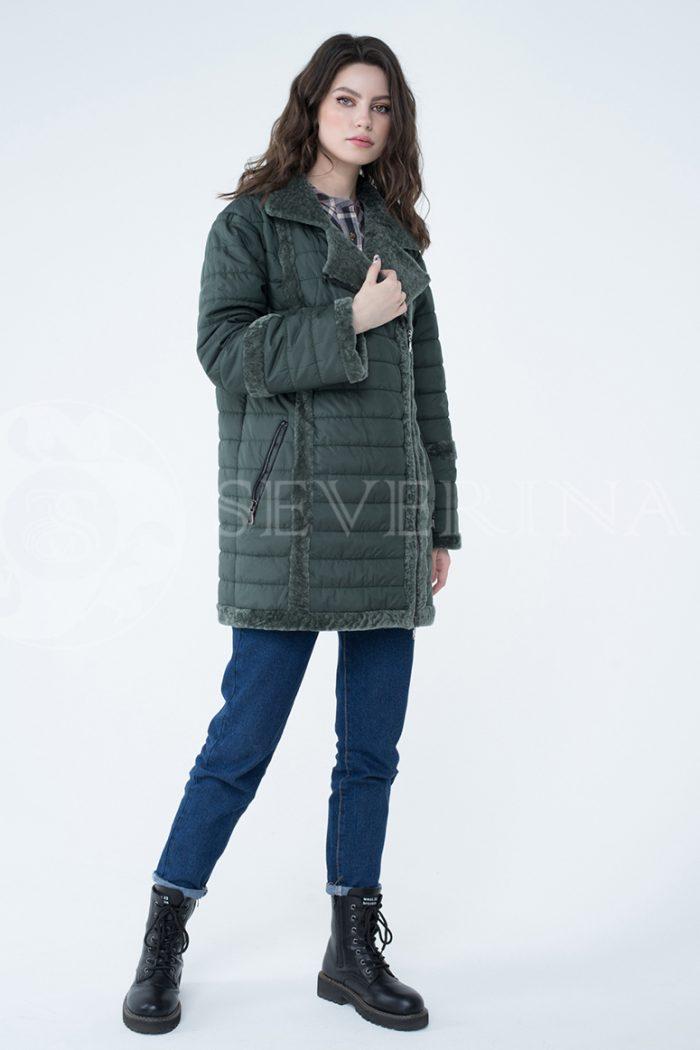 lev301751 700x1050 - куртка с отделкой из меха овчины