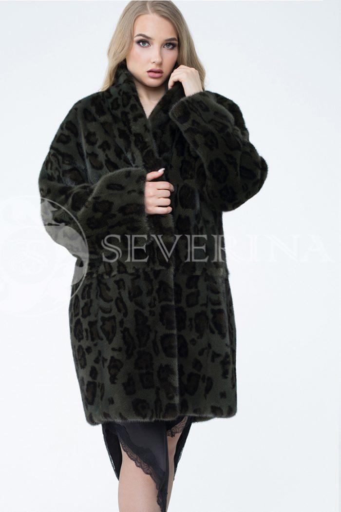 lev302221 1 700x1050 - шуба из меха норки с леопардовым принтом