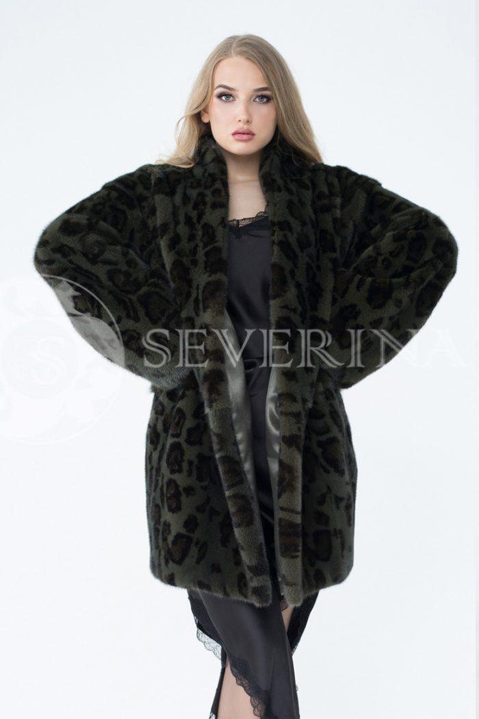 lev302278 1 700x1050 - шуба из меха норки с леопардовым принтом