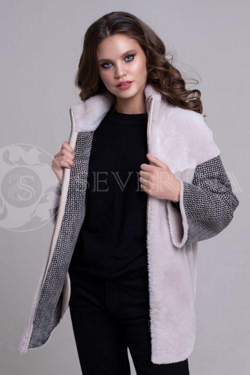 """куртка """"косуха"""" из итальянской экокожи"""