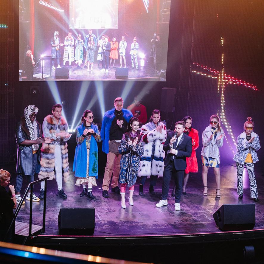 14 февраля в Кирове прошла эпатажная вечеринка «COME ON ШОПЕРЫ PARTY»