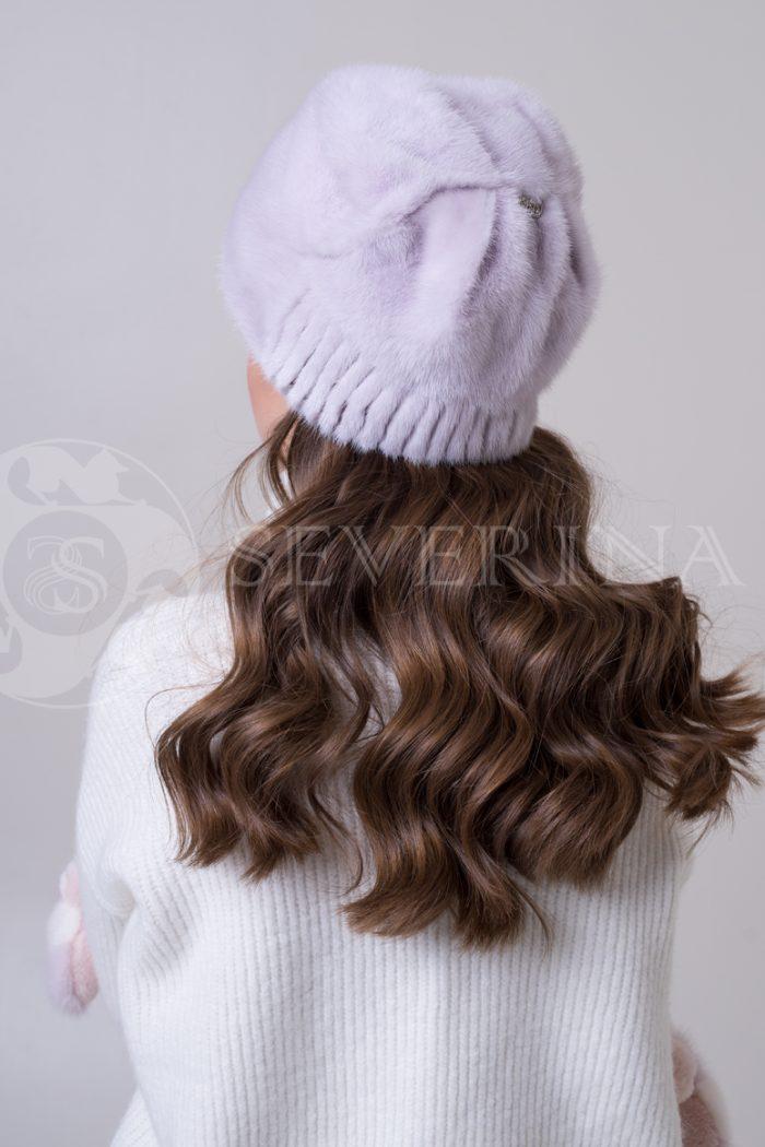 shapka lavanda1 700x1050 - шапка из меха норки