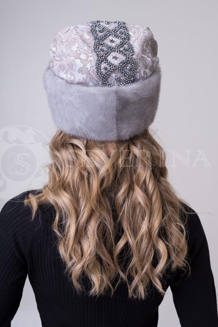svetlo seraja carevna1 700x1050 - шапка из меха норки
