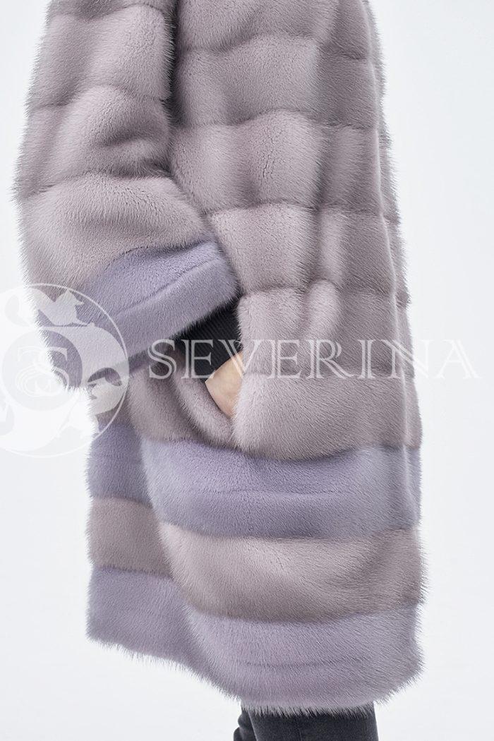 doletskiy 1271 700x1050 - шуба из комбинированного меха скандинавской норки