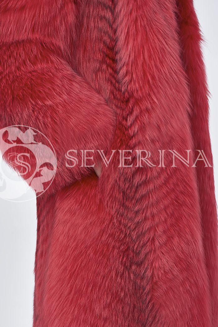 doletskiy 0803 700x1050 - шуба из цветного меха лисы