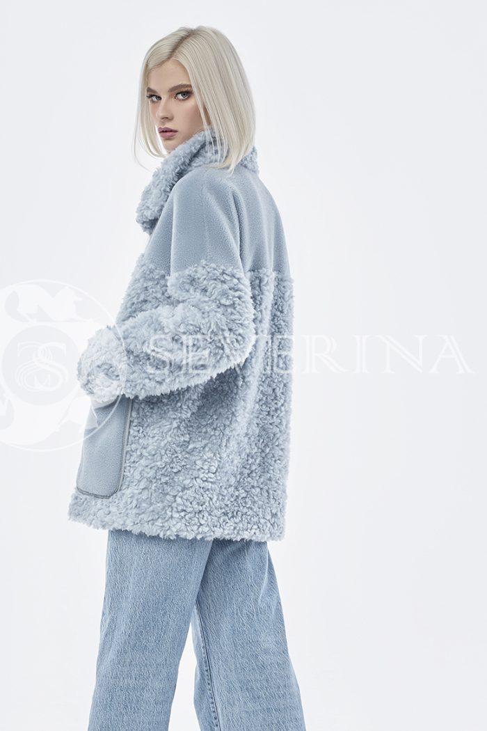 doletskiy 0888 700x1050 - куртка из комбинированного меха овчины