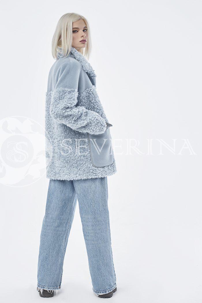 doletskiy 0890 700x1050 - куртка из комбинированного меха овчины