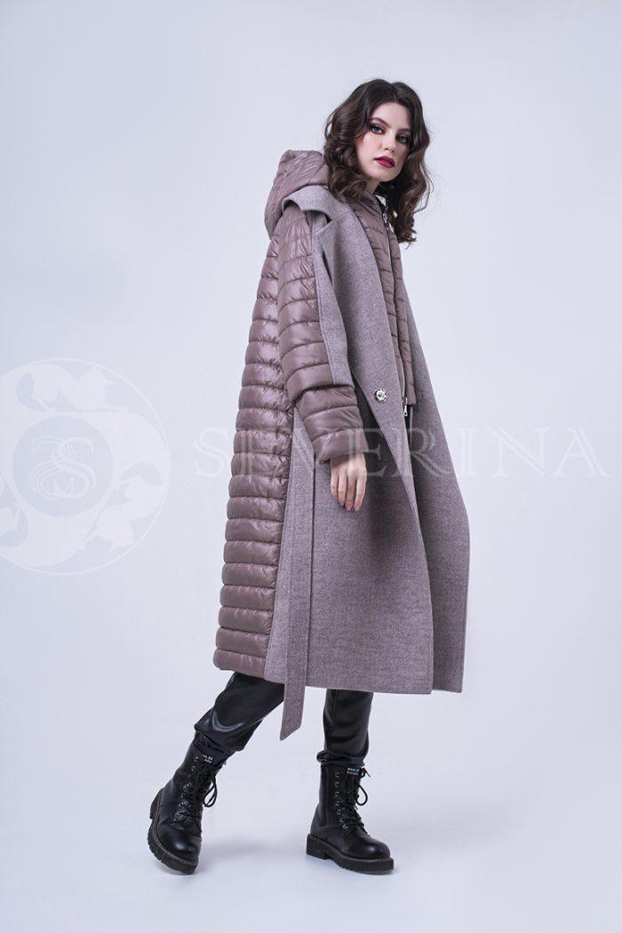 doletskiy 1803 700x1050 - пальто-трансформер стёганое с капюшоном