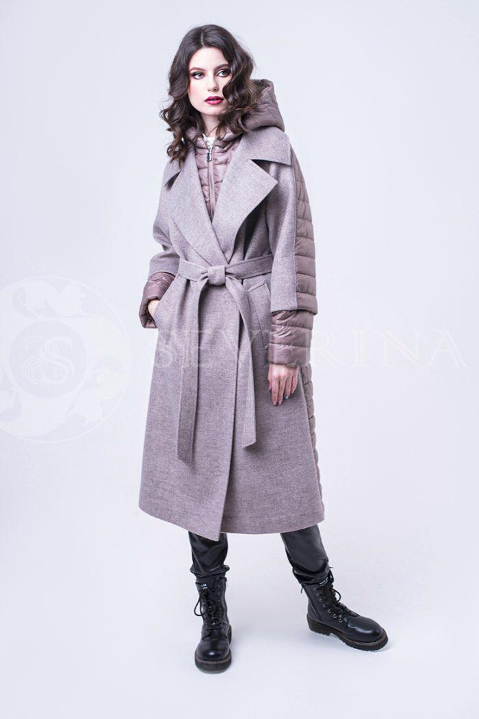 doletskiy 1824 700x1050 - пальто-трансформер стёганое с капюшоном