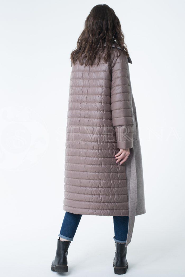 lev300963 700x1050 - пальто-трансформер стёганое с капюшоном