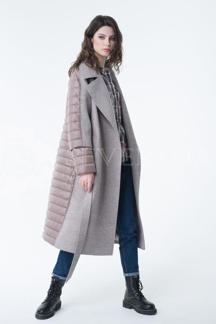 lev300965 700x1050 - пальто-трансформер стёганое с капюшоном