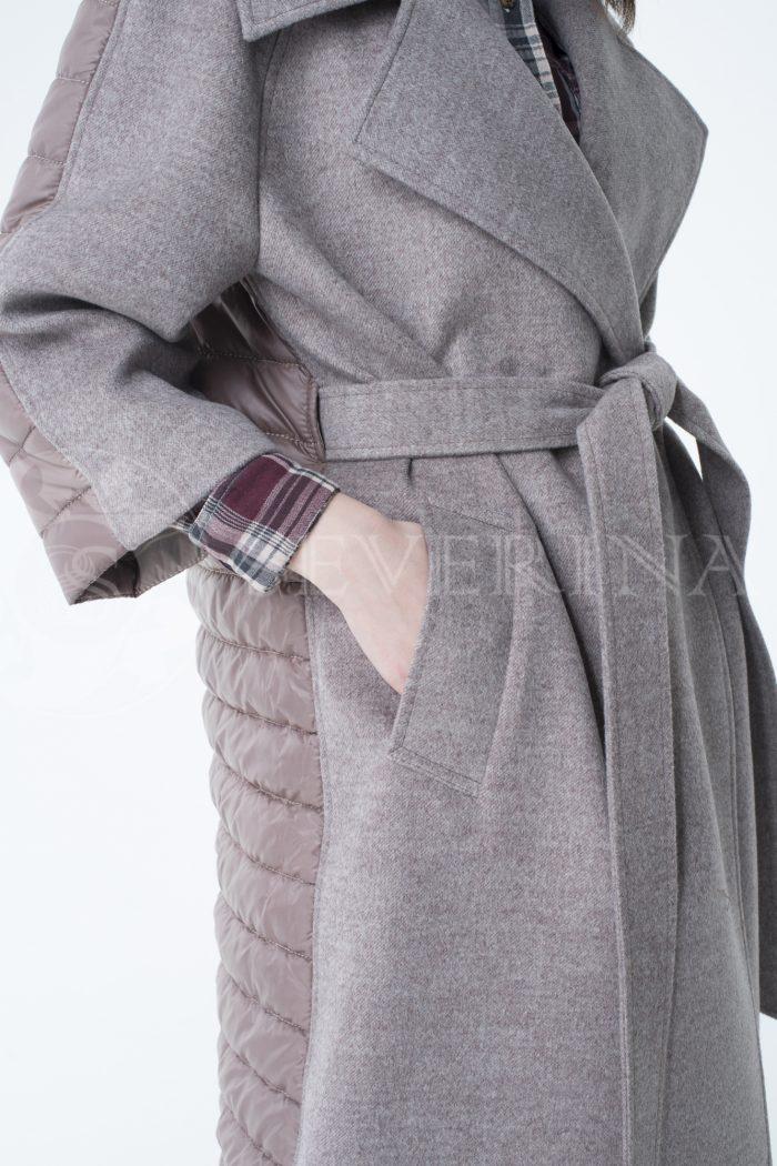 lev300999 700x1050 - пальто-трансформер стёганое с капюшоном