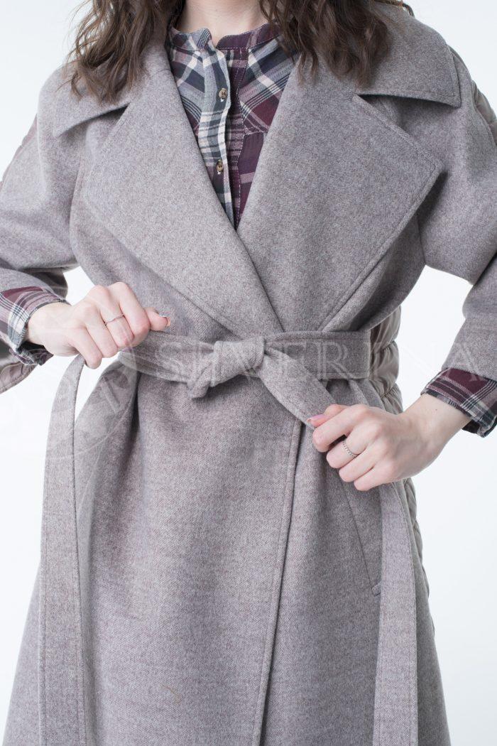 lev301002 700x1050 - пальто-трансформер стёганое с капюшоном
