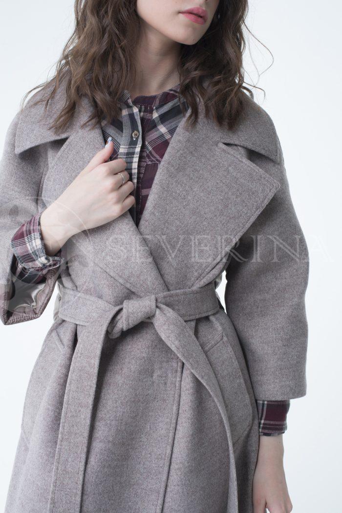 lev301006 700x1050 - пальто-трансформер стёганое с капюшоном