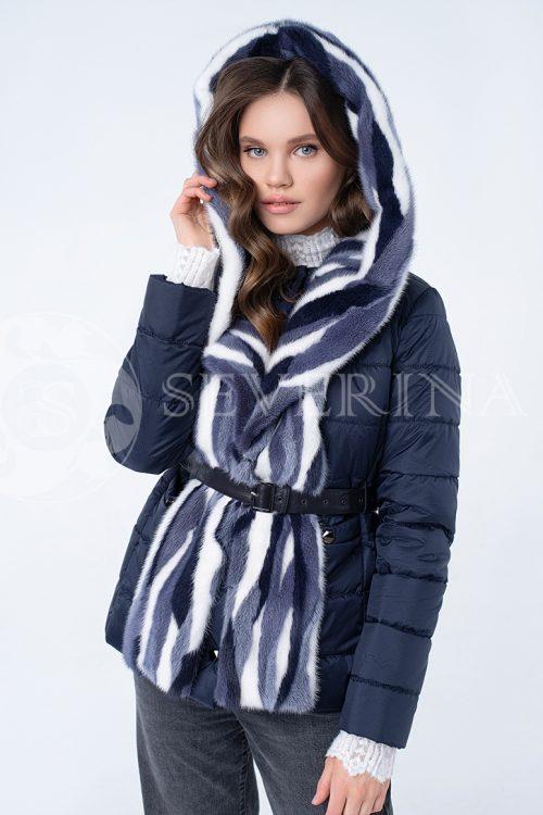 doletskiy 11391 500x750 - куртка со съёмным капюшоном из меха норки