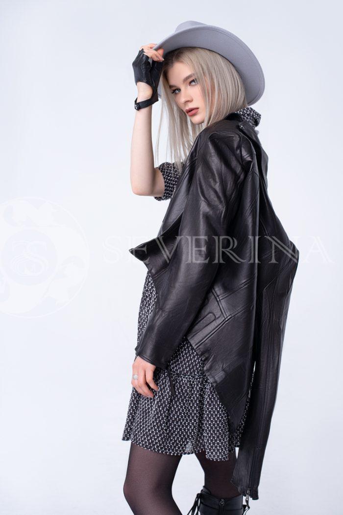 """doletskiy 11467  700x1050 - куртка из натуральной кожи """"косуха"""""""