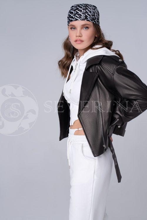 """куртка из натуральной кожи """"косуха"""""""