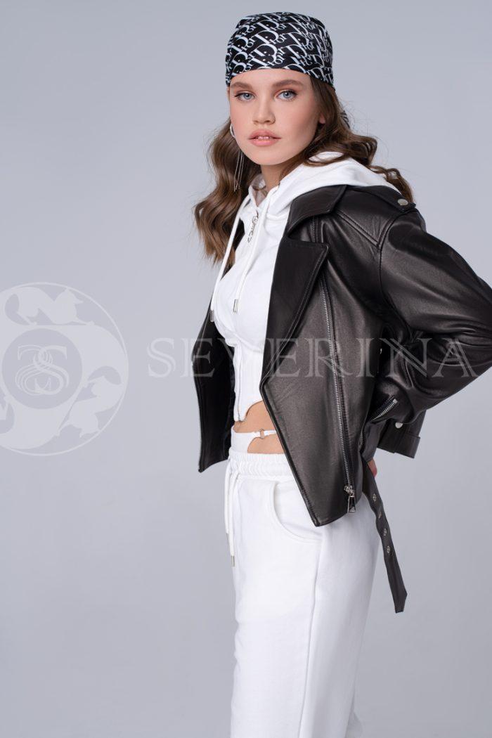 """doletskiy 11595  700x1050 - куртка из натуральной кожи """"косуха"""""""