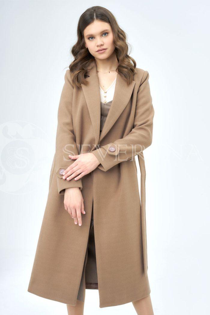 kjemjel palto 700x1050 - пальто классическое темно-бежевого цвета