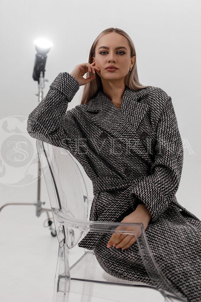 palto muline zigzag 700x1050 - пальто классическое из букле