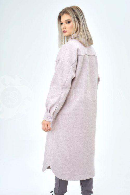 palto rubashka nezhno rozovyj 500x750 - пальто-рубашка из мягкой ткани