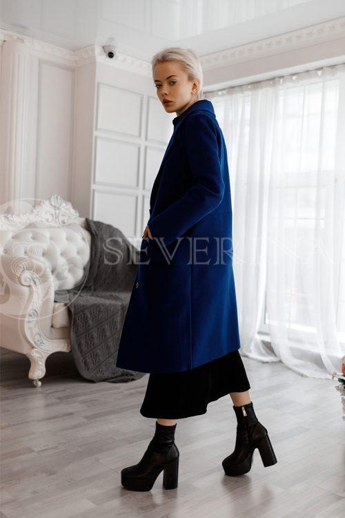 palto sinee 2 500x750 - пальто классическое синего цвета