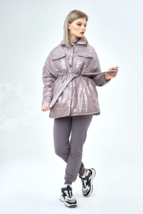 pudra lake 2 500x750 - куртка-рубашка из утепленной плащевки лаке