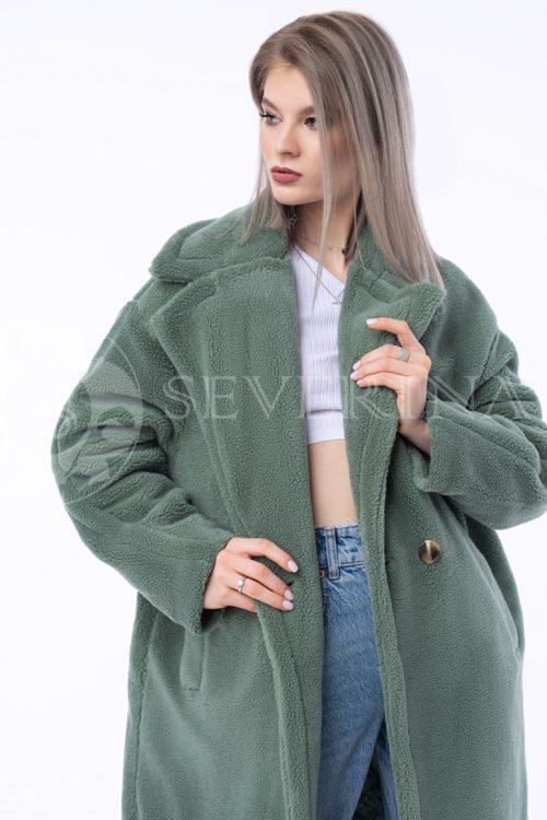 jeko shuby zelenaja 500x750 - пальто из экомеха