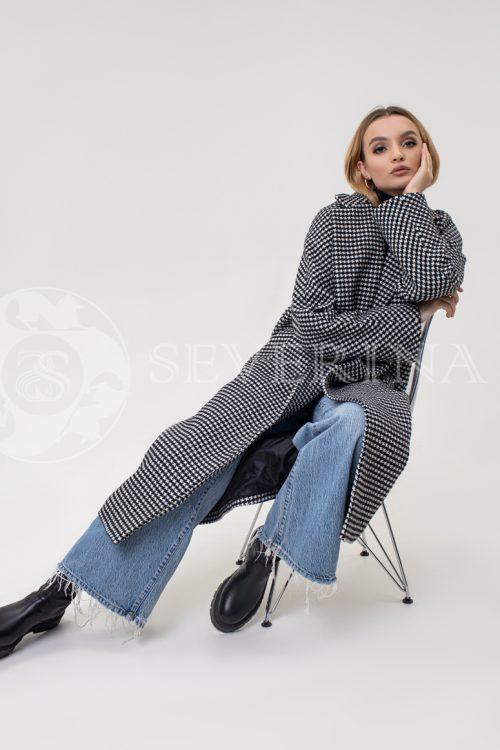 palto gusinaja lapka 500x750 - пальто в гусиную лапку с английским воротником