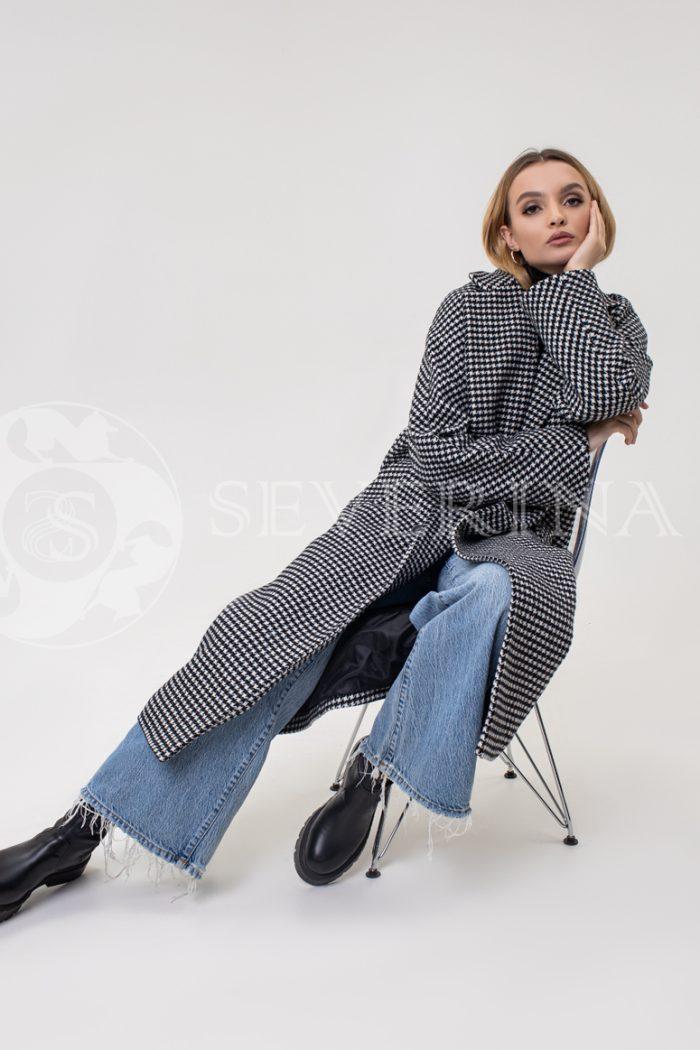 palto gusinaja lapka 700x1050 - пальто в гусиную лапку с английским воротником