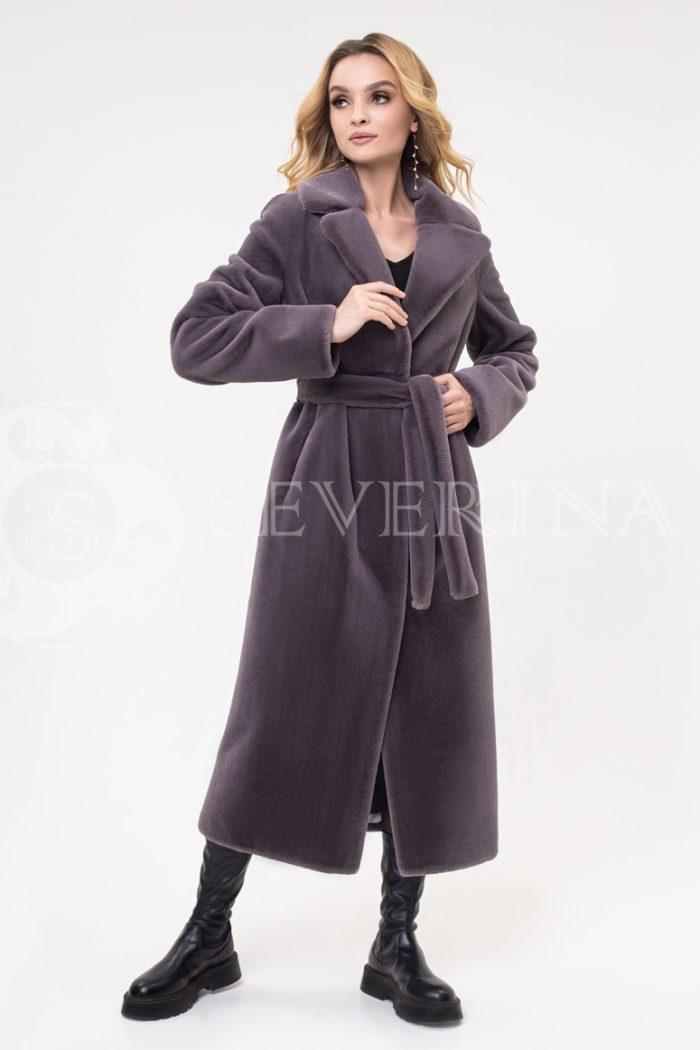 palto jekomeh baklazhan 700x1050 - пальто из экомеха