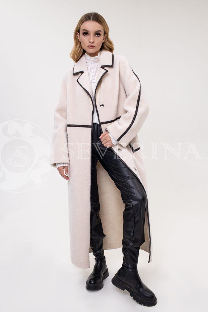 palto jekomeh moloko kozha kant 700x1050 - пальто-дубленка из экомеха
