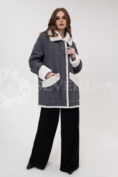kurtka long jekomeh tvid 500x750 - пальто из экомеха с имитацией каракуля